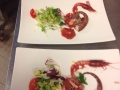 Tartar di tonno con fragole e basilico